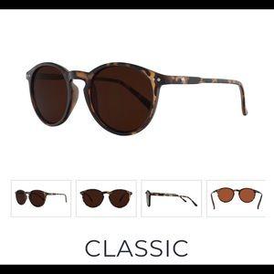 NWT Humps Optics Tortoise Classic Sunglasses
